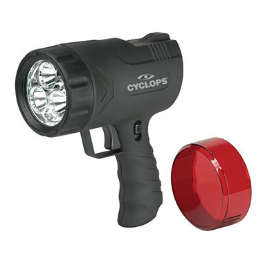 Cyclops Rechargeable Spotlight