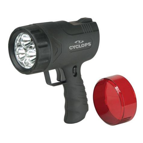 Cyclops Rechargeable Spotlight