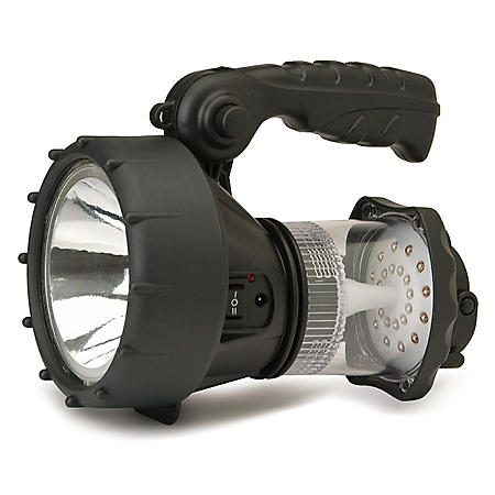 Cyclops Fuse 3 Watt Rechargeable SpotLight and Lantern