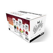 Bai Bubbles Boardwalk Variety Pack, Sparkling Antioxidant Infused Beverages (11.5 oz. can, 15 ct.)