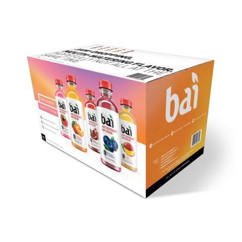 Bai Antioxidant Infusion Variety Pack (18 oz., 15 pk.)