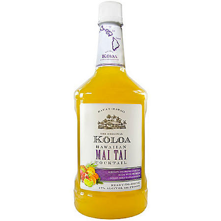 Koloa Hawaiian Mai Tai Cocktail (1.75 L)