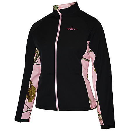 Women's Softshell Jacket by Habit (Assorted Colors)