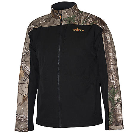 Men's Softshell Jacket by Habit (Assorted Colors)