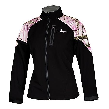 Habit Ladies Softshell Jacket