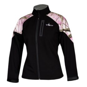 Habit Ladies Softshell Jacket