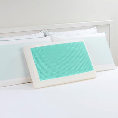 comfort pillow revolution gel one mattress