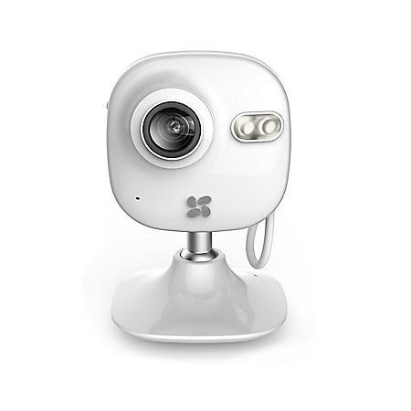 EZVIZ 720p Indoor Mini Wi-Fi IP Camera w/ 8GB Memory Card