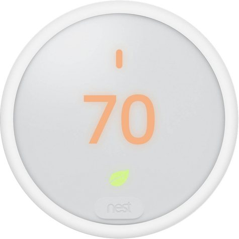 Nest Thermostat E (White)