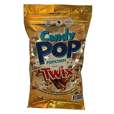 Candy Pop Twix Popcorn (20 oz.)