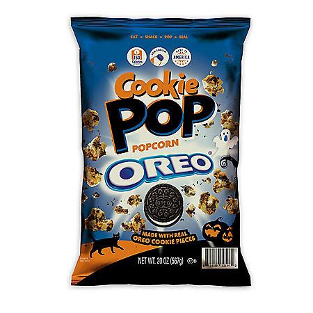 Cookie Pop Oreo Halloween Popcorn (20 oz.)
