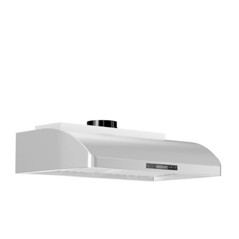 "ZLINE 30"" 900 CFM Under Cabinet Range Hood in Stainless Steel (621-30)"