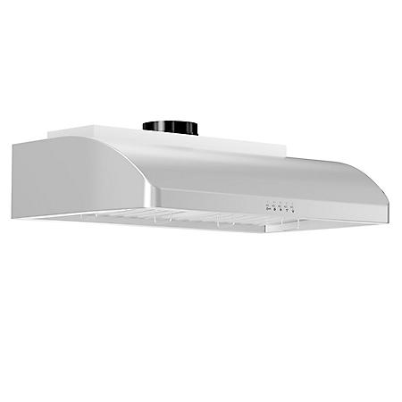 "ZLINE 30"" 900 CFM Under Cabinet Range Hood in Stainless Steel (625-30)"