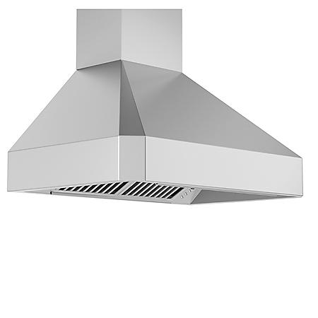 ZLINE 30 in. 900 CFM Wall-Mount Range Hood in Stainless Steel