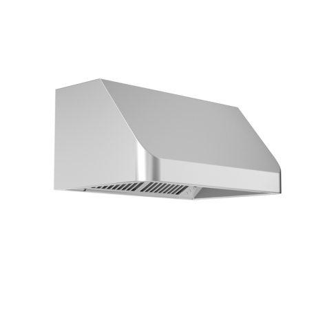 ZLINE 30-in. 1200 CFM Outdoor Under-Cabinet Range Hood in Stainless Steel