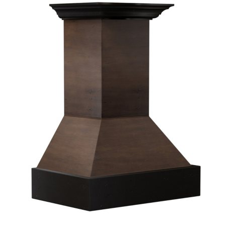 ZLINE 30 in. 900 CFM Designer Series Wooden Wall-Mount Range Hood