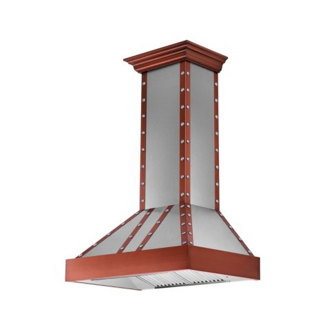 ZLINE 30-in. 900 CFM Designer SeriesWall-Mount Range Hood