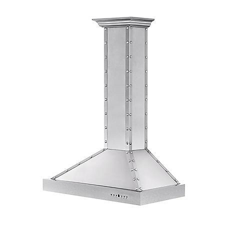 ZLINE 30-in. 760 CFM Designer Series Wall-Mount Range Hood