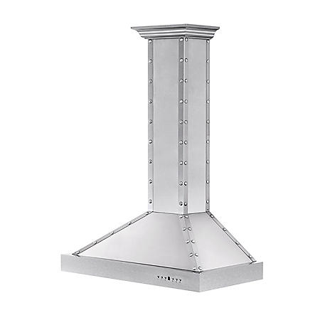 ZLINE 36-in. 760 CFM Designer Series Wall-Mount Range Hood