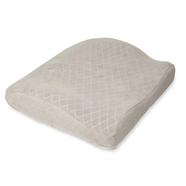 iDEAL Comfort™ Memory Foam Travel Pillow - Seat cushion