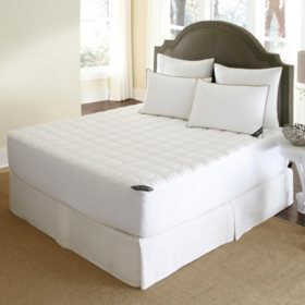Full Protection Mattress Pad - Various Sizes