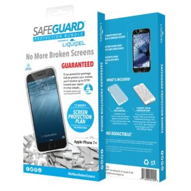 Liquipel Safeguard Protection Bundle for Apple iPhone 7 Plus