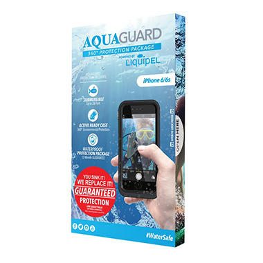 Liquipel AquaGuard Protection Bundle for Apple iPhone 6