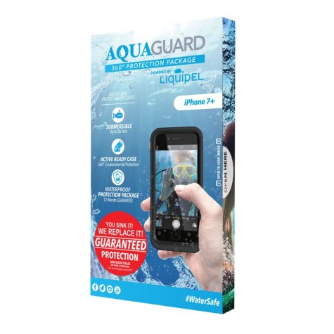 Liquipel AquaGuard Protection Bundle for Apple iPhone 7 Plus
