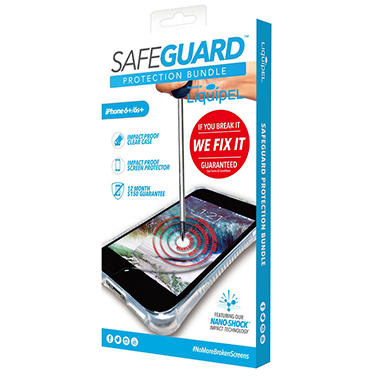 Liquipel Safeguard Protection Bundle for Apple iPhone 6 Plus