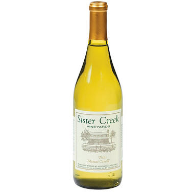 +SISTER CREEK 750ML MUSCAT CANELLI