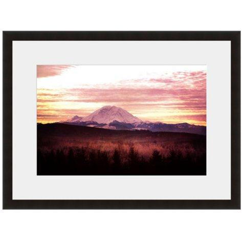 Framed Fine Art Photography - Purple Mountain's Majesty by Sylvia Cook