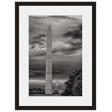 Framed Fine Art Photography - Washington Monument by Vincent Versace