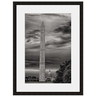 Framed Fine Art Photography - Washington Monument by Vincent Versace