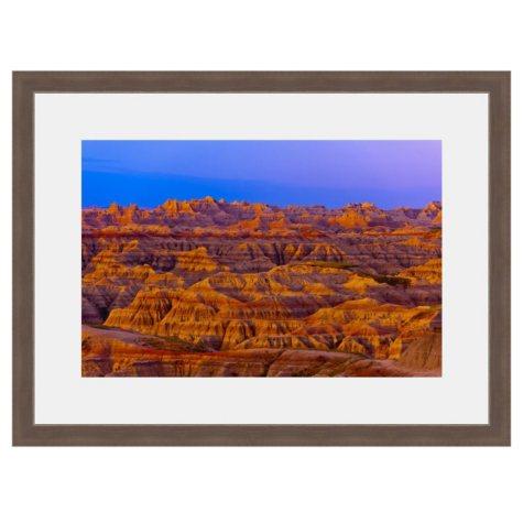 Framed Fine Art Photography - Painted Desert Vista By Blaine Harrington