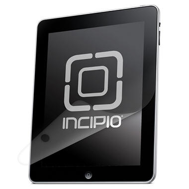 Incipio iPad Anti-Glare Screen Protector- 2 Pack