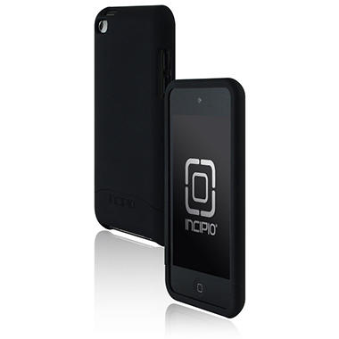Incipio iPod touch 4G EDGE Hard Shell Slider Case - Black