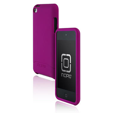 Incipio iPod touch 4G EDGE Hard Shell Slider Case - Purple