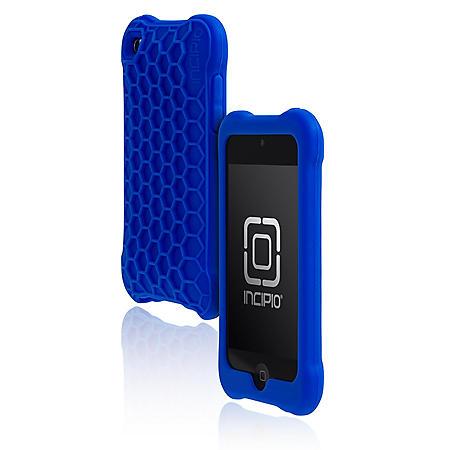 Incipio iPod touch 4G Hive dermaSHOT Silicone Case- Blue