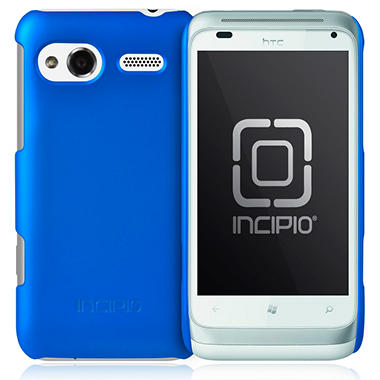 Incipio HTC Radar 4G feather Ultralight Hard Shell Case - Iridescent Blue