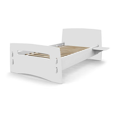 Legare Classic Collection Twin Bed, White
