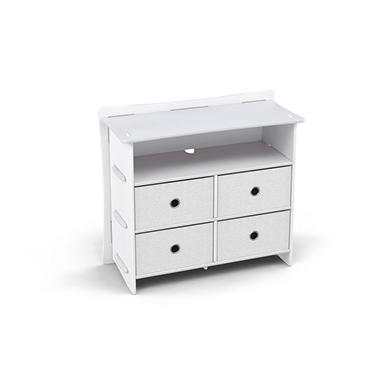 Legare Classic Collection Dresser, White