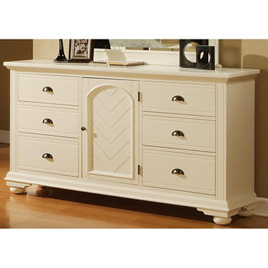Addison Dresser (Choose Color)