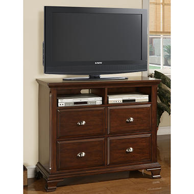 Brinley Cherry Media Chest