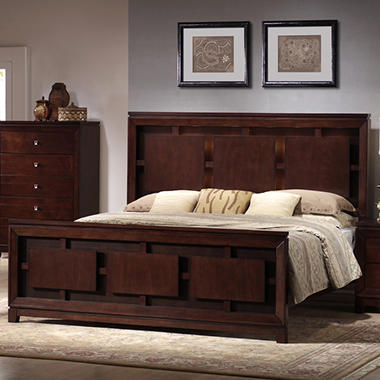 Easton Bed (Choose Size)