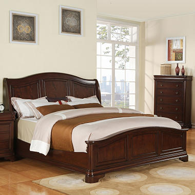Conley Bed (Choose your Size) - Sam\'s Club
