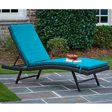 alfresco x lounge photo sunbrella sale cushion chaise pads of