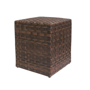 Outdoor Woven Side Table,16