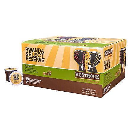 Rwanda Select Reserve Single Serve (80 ct.)