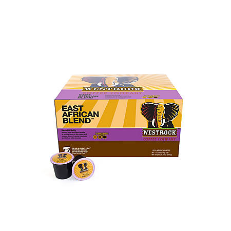 East African Blend Single Serve (80 ct.)