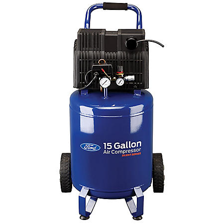 Ford 15-Gallon Electric Air Compressor